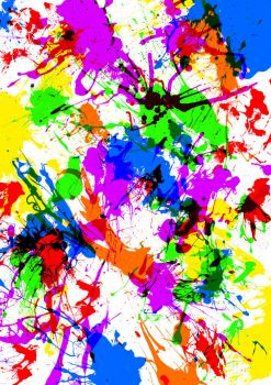 Free texture - Paint splatter by smileys-4-eva