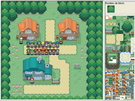 NEW HOENN BW Rom Base by WesleyFG