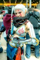 Impa Hyrule Warriors Cosplay by GandaKris