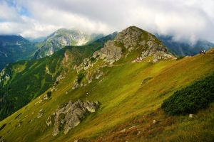 Tatra Mountains 14 by CitizenFresh