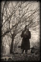 In the Woods by PortraitOfaLife