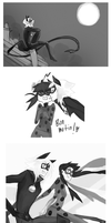 ML sketchdump 2 by GardenofSpice