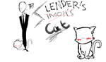 Slender's Cat by 4Got10PPrKuts