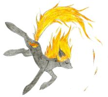 A Charcoal Phoenix by FuneralDyingheart