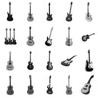 20 Guitar PS Brushes by Anavrin2010