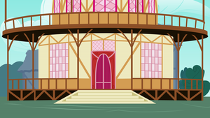 Audition:  Ponyville Town Hall by gturkey