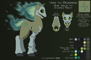 Reference Sheet: Vicier the Decomposing by Acyrotin