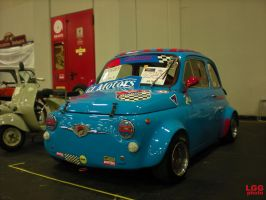 Fiat 500 '67 Giannini by franco-roccia
