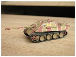 Jagdpanther [1:76] by WormWoodTheStar