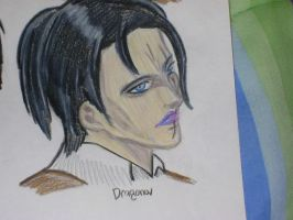 dragunov in color by allanimerules1