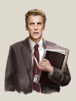 Malcolm Tucker by podbots