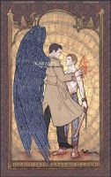 Angelic Intervention (Dean Winchester is Saved) by karadin