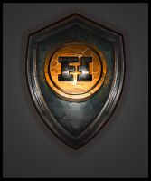 Funhaus Shield by Wolfgan