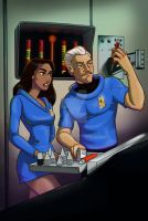 Making Sickbay ready! by StalinDC