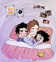 Klaine - Dads by Sunshunes
