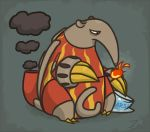 EAT MORE SMORES, HEATMOR by Zenity