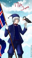 APH Iceland's national day by MaryIL
