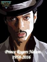 Prince Rogers Nelson (1958-2016) by derianl