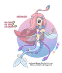 [OPEN AUCTION] Coralina Adoptable by Almairis