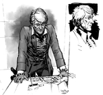 Dr. Who sketches by Laemeur