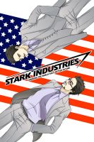 STARK INDUSTRIES by makimac