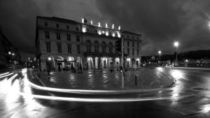 Bayonne by night by Abylone