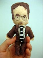 dwight schrute by racheek