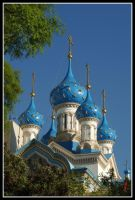 Holy Trinity Ortodox Church by tgrq