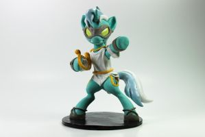 :Commission: In Brightest Day by dustysculptures