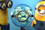 Despicable Me Pokeball - Minions! by wazzy88