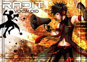 CLAC GI QUEST 3 : RADIT VOCALOID by raditya