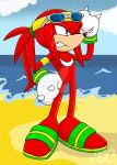 Summer 2007- KNUCKLES by ihearrrtme