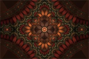 Expanding beauty by FractalDesire