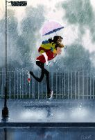 Another one of those rainy mornings. by PascalCampion