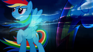 125 - Rainbow Dash (HardMix Colored) (A+) by Ov3rHell3XoduZ