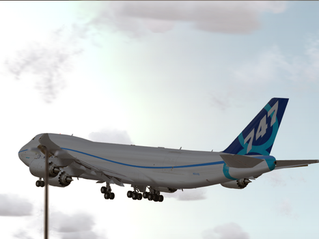 747-8: New generation by tbggtbgg