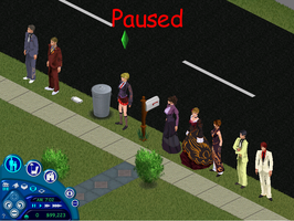 Umineko? In MY Sims? by MagicalFlyingTurtle