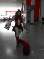 May Expo 2012 Kuja by Uncharted-Deception
