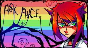 ASK AYCE  MANIK IS UP by Krooked-Glasses