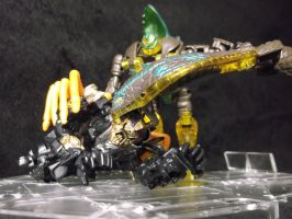 Beast Wars Quickstrike by forever-at-peace