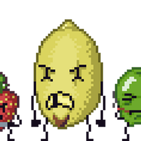 Fruit Gang animated by supajackle