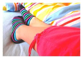 Colour Stripes 2 by SwEet-L-ThIng