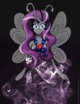 Breeze Nightmare Rarity by WitchBehindTheBush
