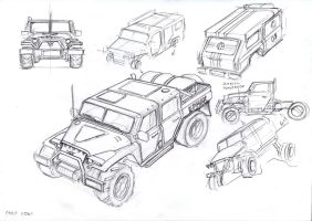 offroad 4x4 WIP by TugoDoomER