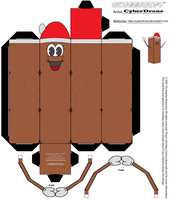 Cubee - Mr Hankey by CyberDrone