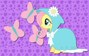 Fluttershy Cloak WP by AliceHumanSacrifice0