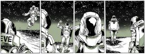 The Loneliest Astronauts 001 by mysteryming