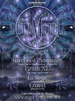 Dreamspell Preflyer by psikodelicious