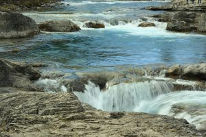 Elbow Falls by sgt-slaughter