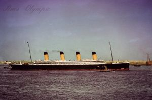 New York's Favourite Girl by RMS-OLYMPIC